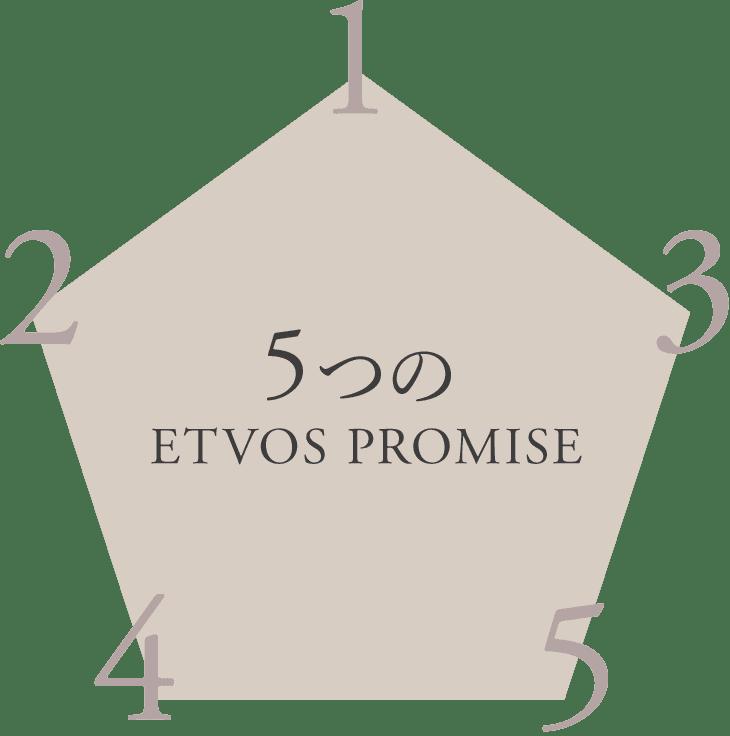 5つのetvos promise